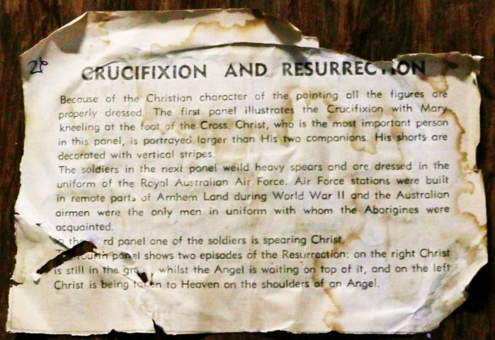 Resurrection Bark Explanation