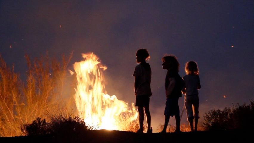 Children-at-Fire